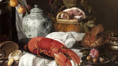 Foodporn gab es schon in der Renaissance