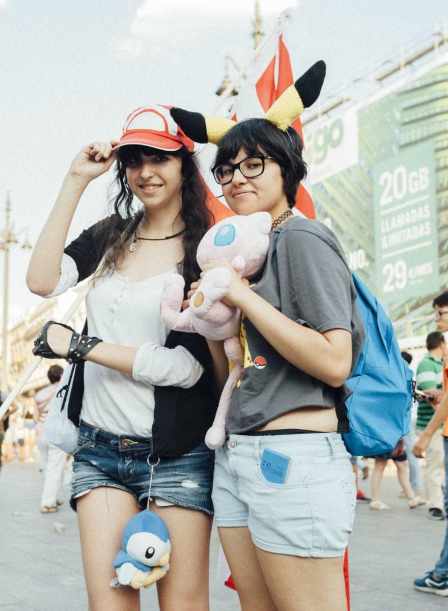 Así fue la quedada de Pokémon Go de Madrid