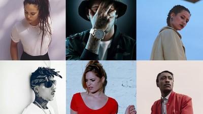 Conoce a los jóvenes talentos de la escena R&B española