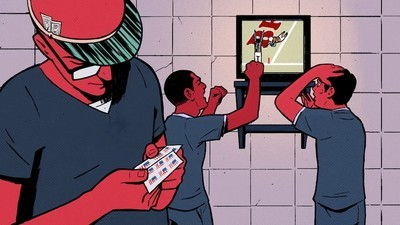 How Being a Sports Bookie Helped Me Live Comfortably in Prison