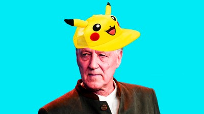 Werner Herzog Thinks 'Pokémon Go' Is Unnecessary and Perplexing