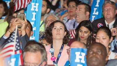 What Hillary Clinton's Campaign Means to Democratic Women in America