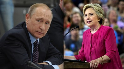 Cyber Attacks Said to Target Clinton Campaign and Russian Government