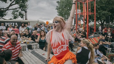 We Asked Drag Artists at a Family-Friendly Festival if Drag's Gone Mainstream