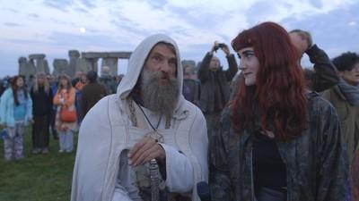 Druiden, Druffis, Trommelkreise: 12 Stunden auf dem größten heidnischen Fest der Welt