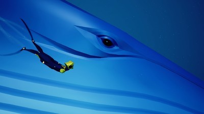 'Abzû' Is the Stress-Free Video Game Our Frantic Lives Need Right Now