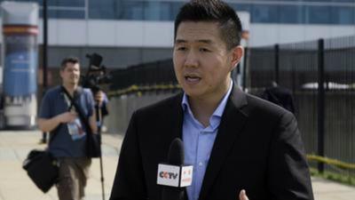 Cum acoperă televiziunea publică din China problema democrației americane