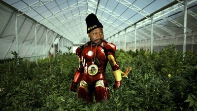 Ghostface Killah Wants to Be the Tony Stark of Cannabis