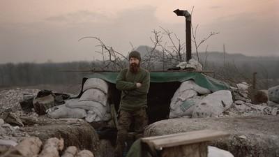 Le Visage des tranchées ukrainiennes