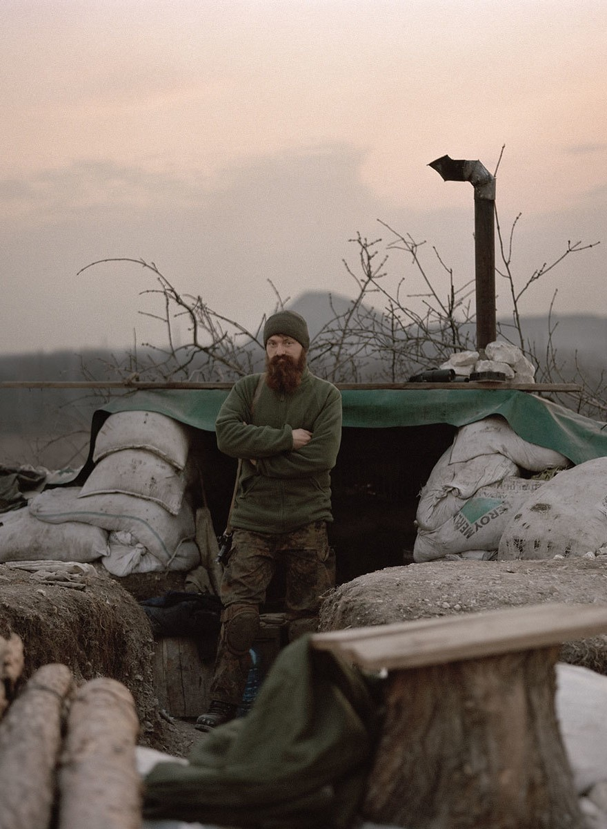 Portraits and Documentary Photos of the Ongoing War in Ukraine