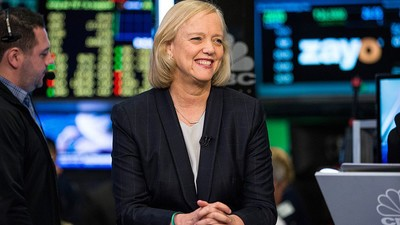 Republican CEO Meg Whitman Is Jumping Ship to Support Hillary Clinton