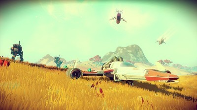 What Does a Former NASA Employee Think of 'No Man's Sky'?