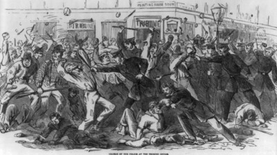 New York City's Surprising Role Funding Slavery and Profiting Off the Civil War