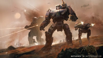 Early 'BattleTech' Footage Reminds Me Why I Love Mechs