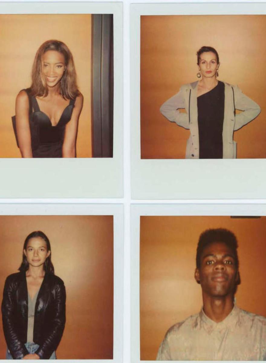 Este club de los 90 en NY capturó a leyendas del hip hop en polaroids