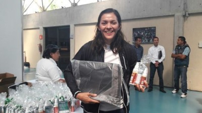 Gel antibacterial y repelente de mosquitos: el kit médico de los atletas mexicanos en Río