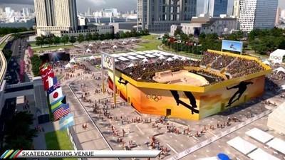 O skate já é oficialmente modalidade olímpica
