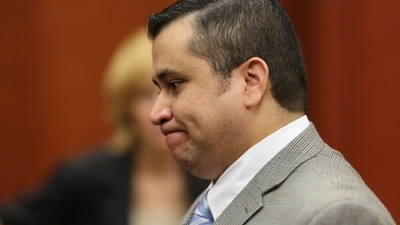 George Zimmerman Allegedly Got Decked for Bragging About Trayvon Martin