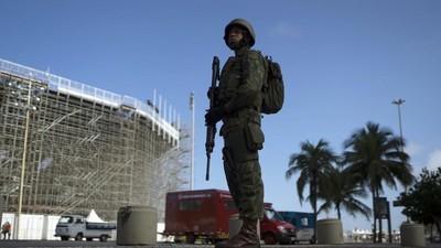 As Olimpíadas podem mesmo ser alvo de terrorismo?