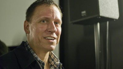 The Blood of Young People Won't Help Peter Thiel Fight Death