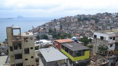 O que significa o turismo das Olimpíadas para as favelas do Rio?