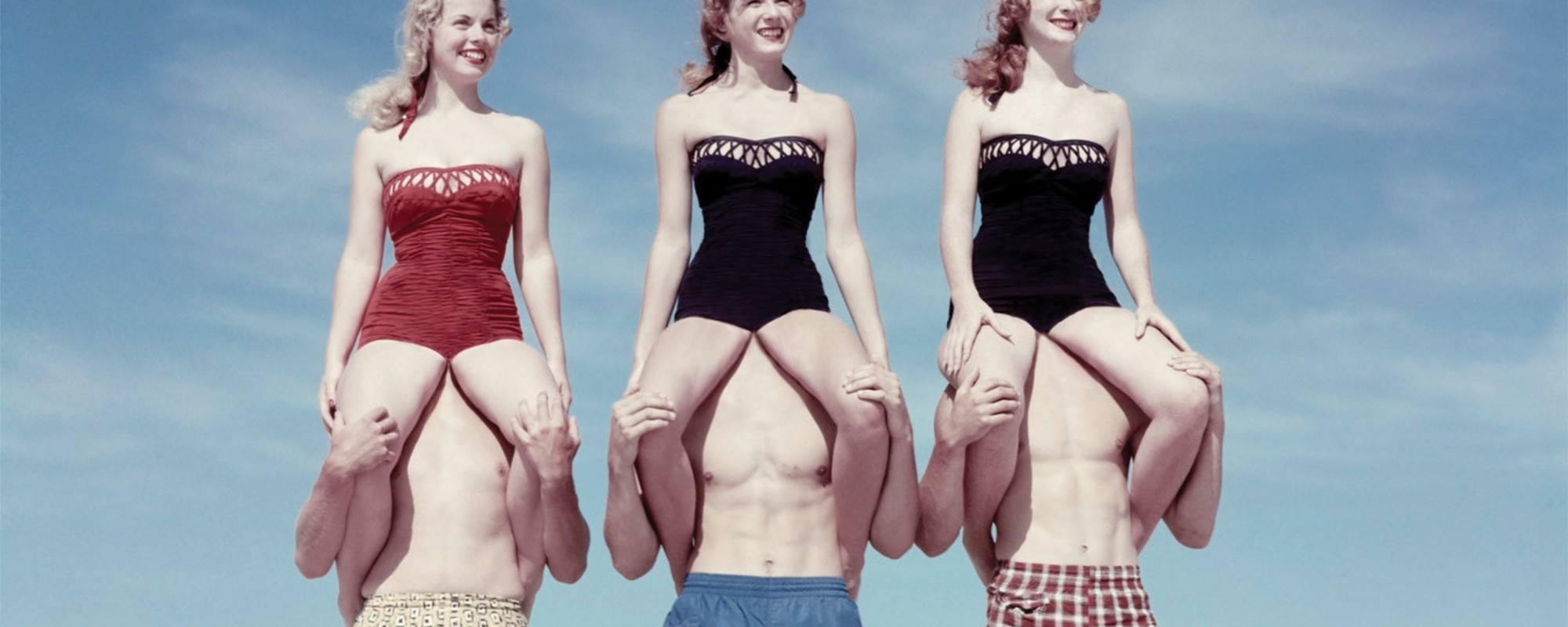 These Doctored Vintage Photos Will Make You Wonder if All Your Childhood Memories Are Lies