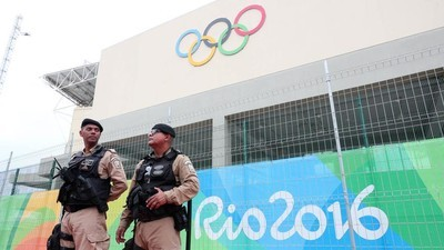 What Does Billions in Security Measures Get You in Rio? Not Much