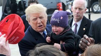 Heulsuse der Woche: Donald Trump vs. CDU Brandenburg