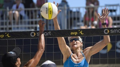 What Makes Kerri Walsh the Best Beach Volleyball Player in the World?