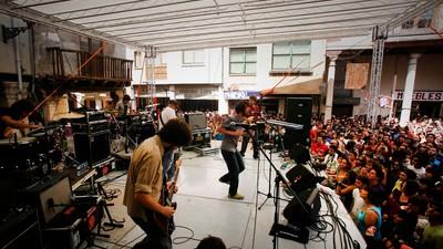 De Dr. Explosion en faldas escocesas al éxtasis de James: conciertos míticos del Sonorama