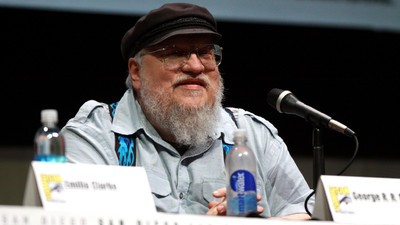 A New George R. R. Martin Project Is Coming to Television