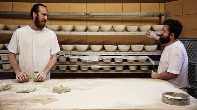 How a Former Truck Driver from California Became a German Master Baker