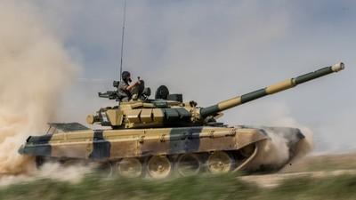 Bei den Olympischen Spielen fürs Militär treten 3.000 Soldaten gegeneinander an