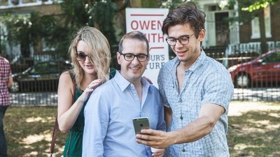 We Went to Owen Smith's Labour Leadership Barbecue in London Fields