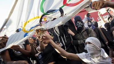 Por dentro das manifestações contra os Jogos Olímpicos no Rio de Janeiro