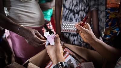 The Women Battling the Post-Ebola Teen Pregnancy Epidemic