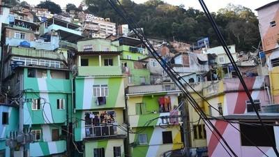 Wat betekent het olympische toerisme voor de favela's van Rio?