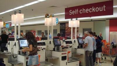 Cum să fentezi sistemul de plată self-service de la hypermarket