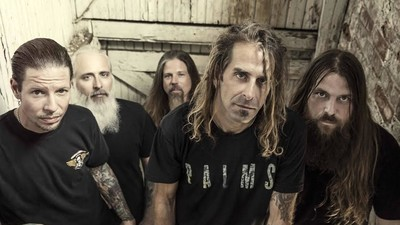 "Lamb of God Shares New Video ""Embers,"" Mark Morton Pens Essay About the Loss of His Child"