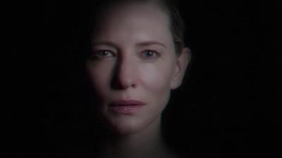 Mira cómo se descompone la cara de Cate Blanchett en el nuevo vídeo de Massive Attack
