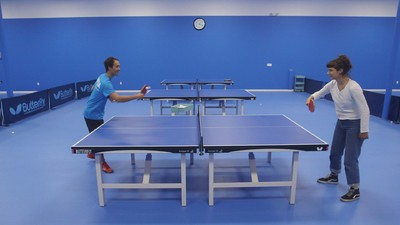 We Played Beer Pong with Table Tennis Olympian Timothy Wang