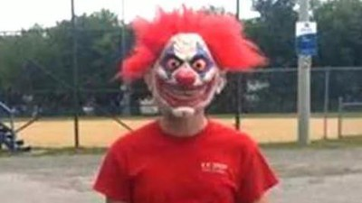 Teens in Clown Masks Terrorized a Canadian Town