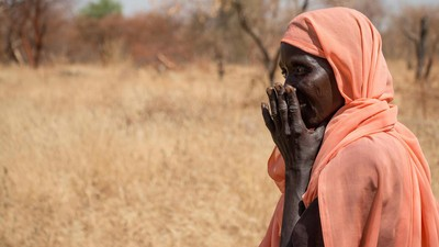 How Women Are Surviving Constant Violence and Starvation in War-Torn Sudan