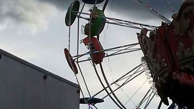 Three Children Fell 45 Feet Out of a Ferris Wheel and Survived