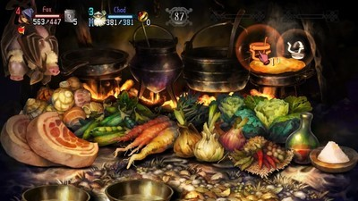 Food Is the Secret Ingredient in Vanillaware's Games