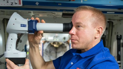 A NASA Scientist's Bizarre Theory for Why Astronauts Lose Their Vision in Space