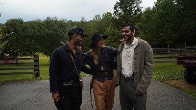 The 'VICE Does America' Crew Clashed with Confederate-Loving Civil War Reenactors in Alabama