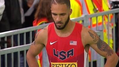 De trabajar en el McDonald's a ser favorito para la medalla olímpica