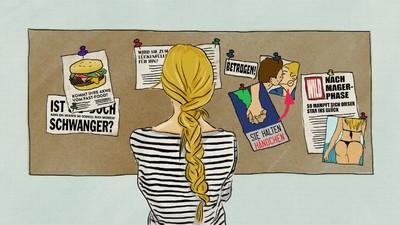 Erfundene Stories für Klicks: Hinter den Kulissen deutscher Boulevardseiten