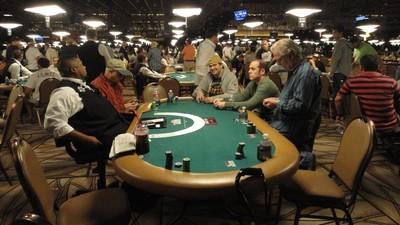 Ich habe beim größten Pokerturnier der Welt um Millionen gezockt